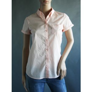 Eight2Nine Damen Kurzarm Bluse D7016N10264AEN