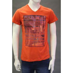 Stitch & Soul Herren Druck T-Shirt H1597Z20002A
