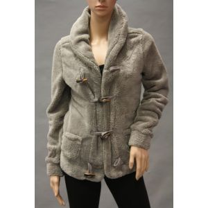 Urban Surface Damen Teddy-Fleecejacke D2004N00800A