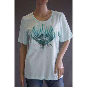 Olsen Damen T-Shirt 1/2 Arm mit Druck 11101800