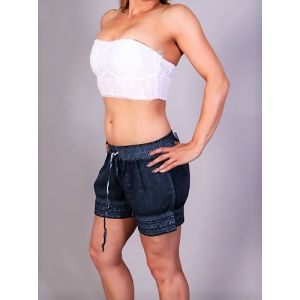 Fresh Made Kurze Damenhose Top-Style
