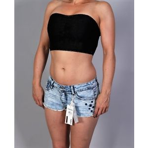 Sublevel Damen Jeans-Shorts D8565E60895KS47