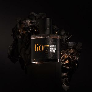 607 VELVET AMBER SUITE GOLD EDITION (Equality Parfum).