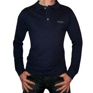 Calvin Klein Polo Langarm 64.486 567-06