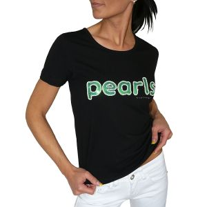 Sylt Lounge Damen T-Shirt pearls 1/4 Arm 07200B