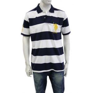 U.S.POLO ASSN. Herren Polo-Shirt « Arm