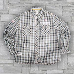 Peakstone Herren Hemd 1/1 Arm 5376.2