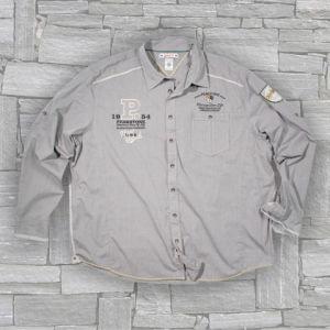 Peakstone Herren Hemd 1/1 Arm 5380.2