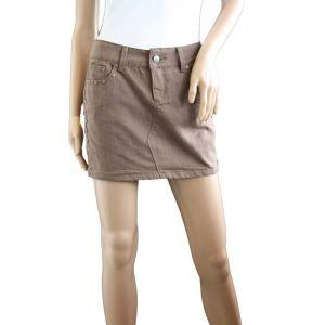 Fresh Made Damen Jeans Minirock D8545I50078