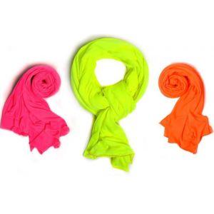 Sublevel Damen Schal Neon Farben D1275Y71044A
