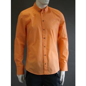 Eight2Nine Herren Langarmhemd H700A10478AEN