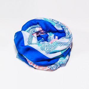 Sublevel Damen Schal mit Stickerei D5029G71085