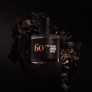 607 VELVET AMBER SUITE  50ml BLACK EDITION (Equality Parfum).